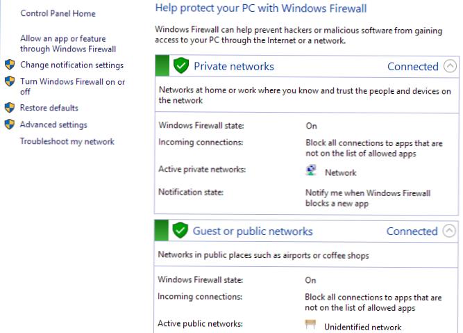 25+ Cara Firewall Aplikasi Windows 10 paling mudah