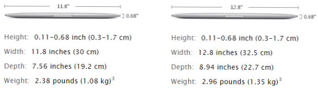 Spojite 2 vanjska monitora za macbook pro