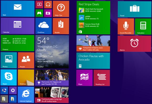 Windows trgovina aplikacija za upoznavanje