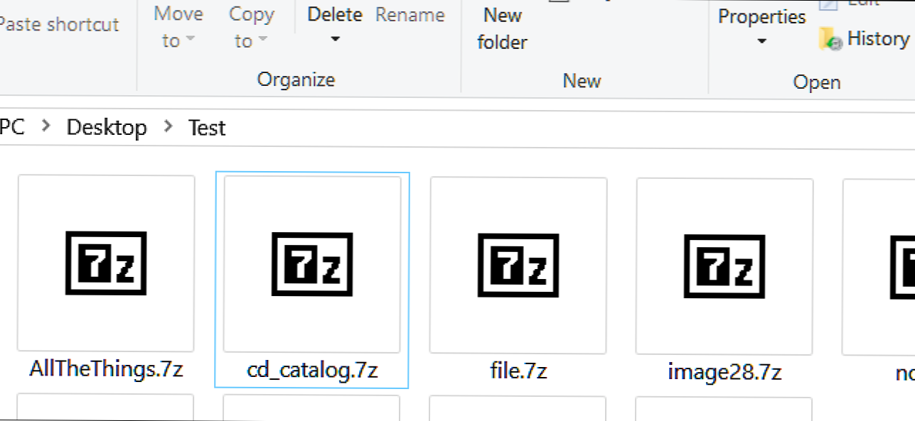 Apa Itu File 7z Dan Bagaimana Saya Membuka Satu Bagaimana Caranya Kiat Komputer Dan Informasi Berguna Tentang Teknologi Modern