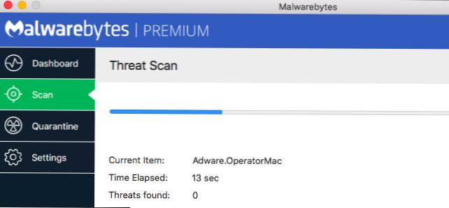 Malwarebytes adware medic