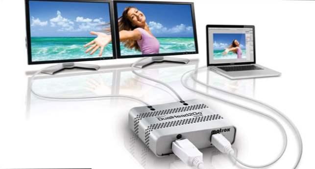 spojite dva monitora za macbook pro besplatno upoznavanje quebec