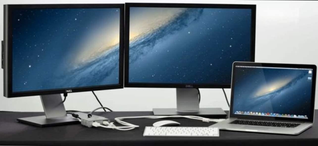 Cara Menghubungkan Beberapa Monitor Eksternal Ke Laptop Anda Bagaimana Caranya Kiat Komputer Dan Informasi Berguna Tentang Teknologi Modern