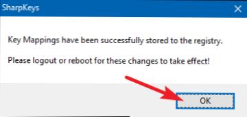 Memetakan Kunci Ke Tombol Apa Pun Pada Windows 10 8 7 Atau Vista Bagaimana Caranya Kiat Komputer Dan Informasi Berguna Tentang Teknologi Modern