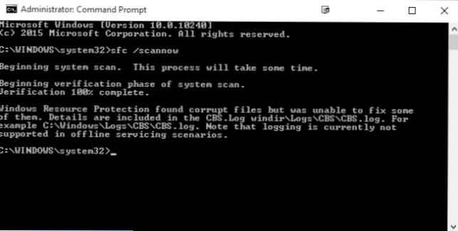 Jak Naprawić Uszkodzone Pliki Systemowe Windows Za Pomocą