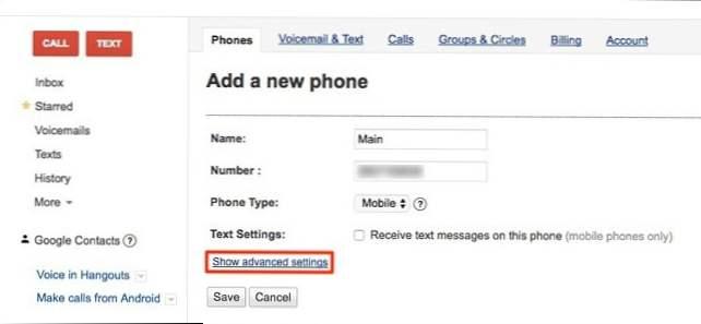 numer podłączenia telefonu Verizon