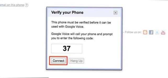 Numer, pod który można zadzwonić, aby podłączyć telefon Verizon