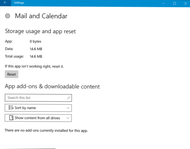 Cara Mereset Data Aplikasi Di Windows 10 Bagaimana Caranya Kiat Komputer Dan Informasi Berguna Tentang Teknologi Modern