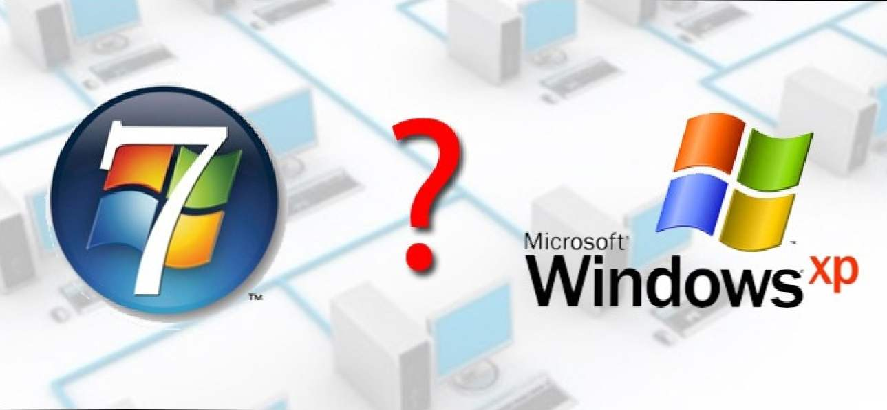 Koja je razlika između Windows 7 HomeGroups i XP-style Networking? (Kako da)