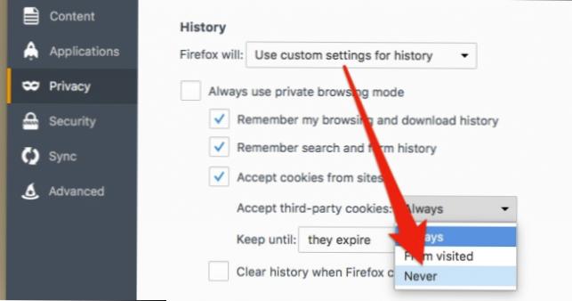 Cara Memblokir Cookie Pihak Ketiga Di Setiap Browser Web Bagaimana Caranya Kiat Komputer Dan Informasi Berguna Tentang Teknologi Modern