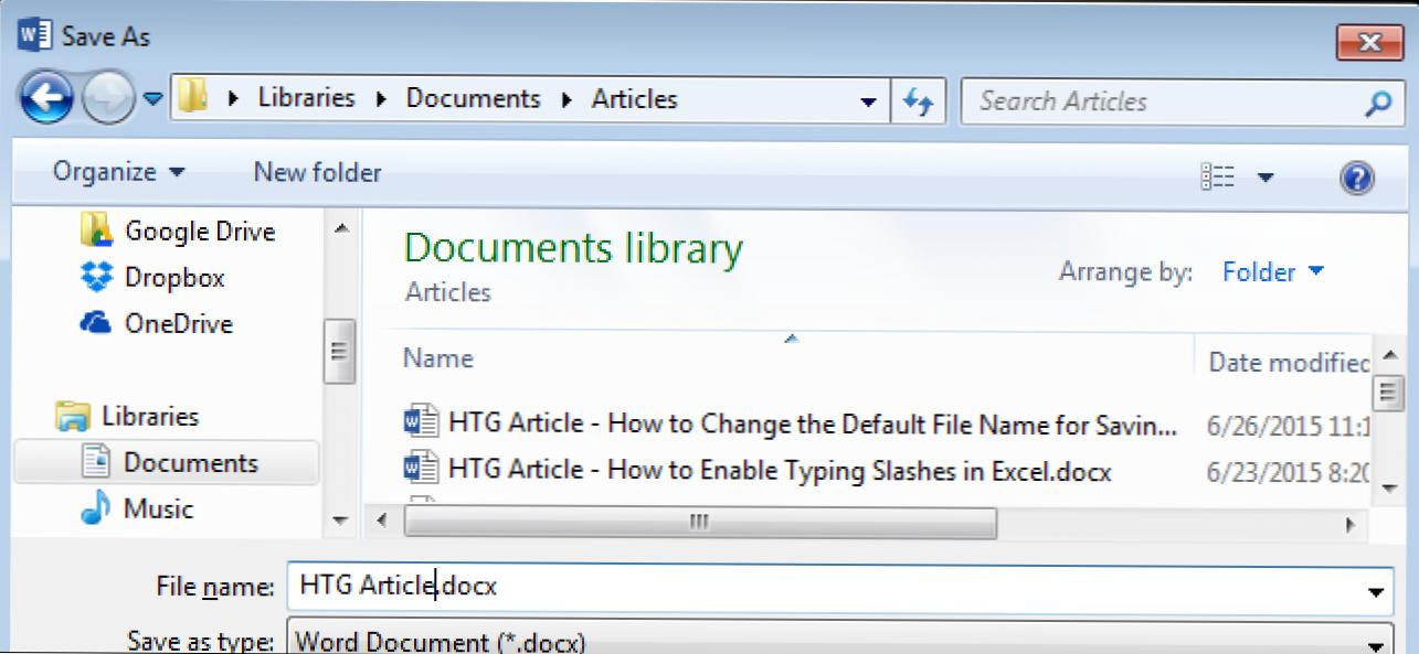 Cara Mengubah Nama File Default Yang Digunakan Ketika Menyimpan Dokumen Word Bagaimana Caranya Kiat Komputer Dan Informasi Berguna Tentang Teknologi Modern