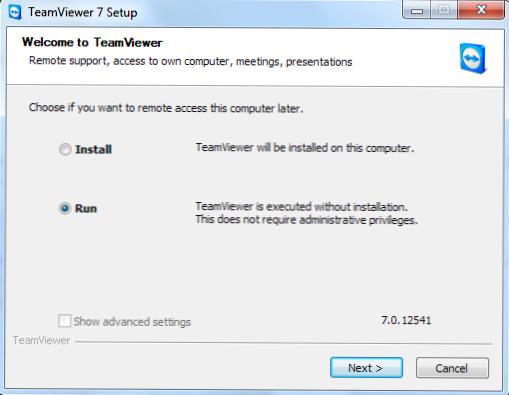 Akses Desktop di Jalan dengan TeamViewer untuk Android