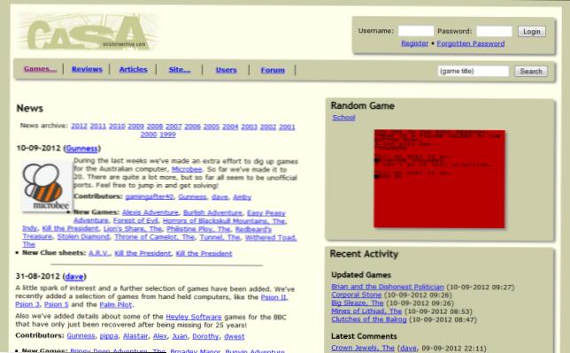 mrežne recenzije web stranice 2012