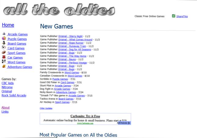 Top web mjesta za pridruživanje
