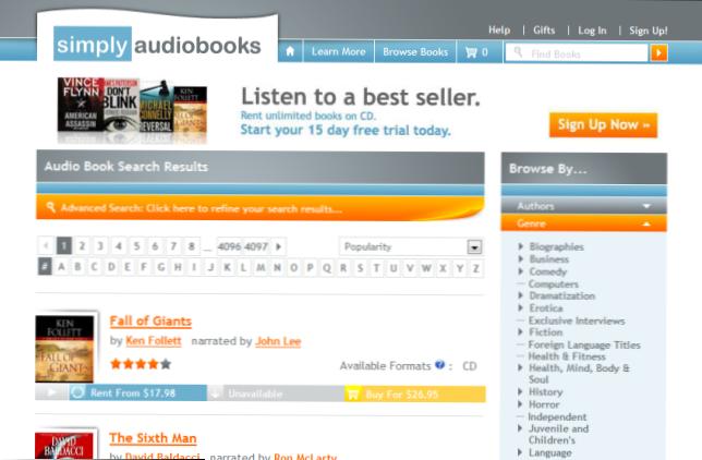 Besplatno pronađite avanturistička web mjesta za sedmi dan